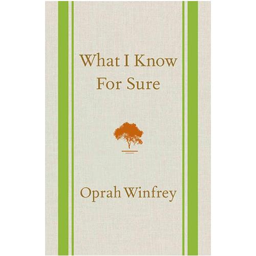 </p> <p><center>Oprah Winfrey</center>