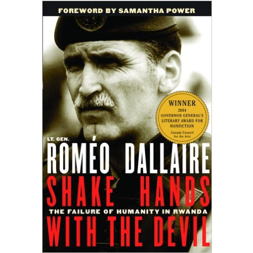 </p> <p><center>Roméo Dallaire</center>